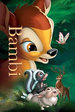 Best Movies of 1942 : Bambi