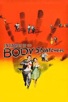 Best Science Fiction Movies of 1956 : Invasion of the Body Snatchers