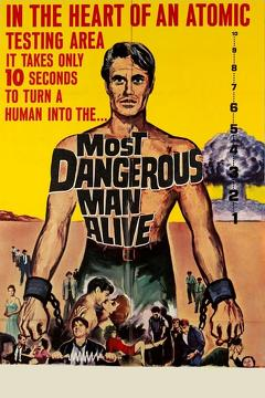 Best Science Fiction Movies of 1961 : Most Dangerous Man Alive