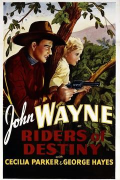 Best Western Movies of 1933 : Riders of Destiny