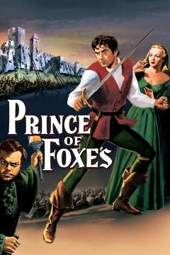 Best History Movies of 1949 : Prince of Foxes