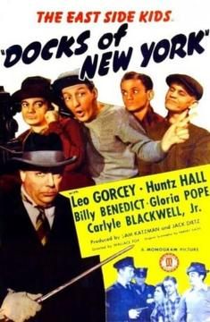 Best Action Movies of 1945 : Docks of New York