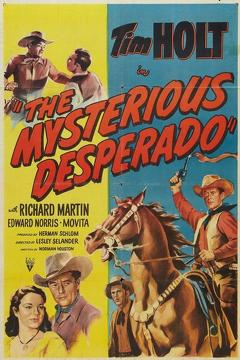 Best Action Movies of 1949 : The Mysterious Desperado