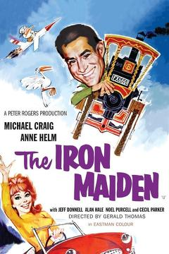 Best Comedy Movies of 1963 : The Iron Maiden