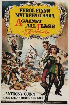 Best Adventure Movies of 1952 : Against All Flags
