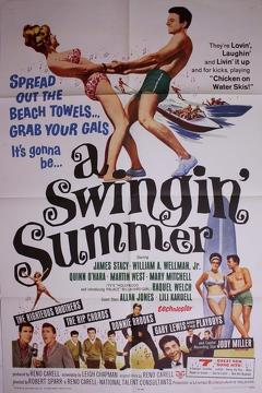 Best Romance Movies of 1965 : A Swingin' Summer