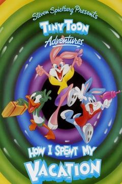 Best Animation Movies of 1992 : Tiny Toon Adventures: How I Spent My Vacation