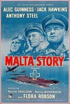 Best History Movies of 1953 : Malta Story