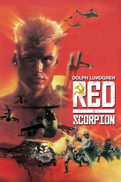 Best War Movies of 1987 : Red Scorpion