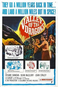 Best Science Fiction Movies of 1961 : Valley of the Dragons