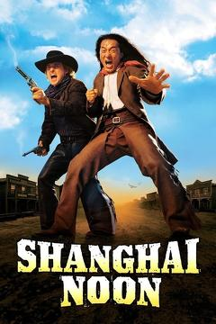 Best Action Movies of 2000 : Shanghai Noon