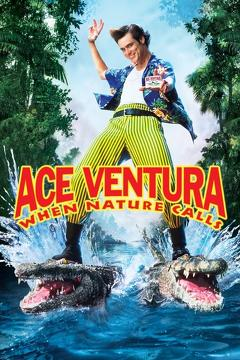 Best Crime Movies of 1995 : Ace Ventura: When Nature Calls