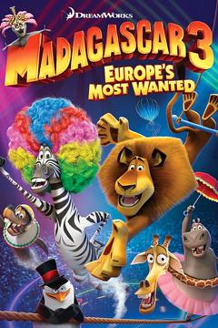 Best Comedy Movies of 2012 : Madagascar 3: Europe's Most Wanted