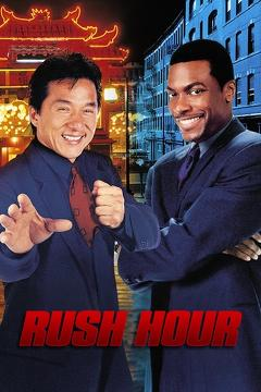 Best Action Movies of 1998 : Rush Hour
