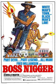 Best Crime Movies of 1975 : Boss Nigger
