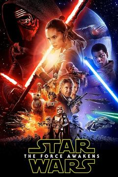 Best Science Fiction Movies of 2015 : Star Wars: The Force Awakens