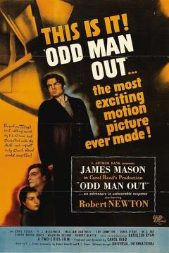 Best Drama Movies of 1947 : Odd Man Out