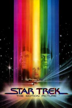 Best Mystery Movies of 1979 : Star Trek: The Motion Picture