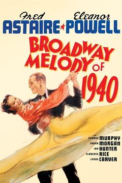 Best Music Movies of 1940 : Broadway Melody of 1940