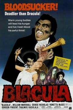 Best Fantasy Movies of 1972 : Blacula