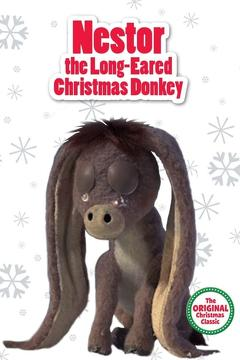 Best Animation Movies of 1977 : Nestor, the Long-Eared Christmas Donkey
