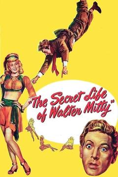 Best Comedy Movies of 1947 : The Secret Life of Walter Mitty