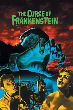 Best Science Fiction Movies of 1957 : The Curse of Frankenstein