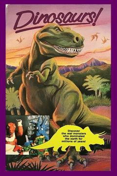 Best Animation Movies of 1987 : Dinosaurs: A Fun Filled Trip Back in Time