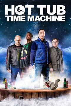 Best Science Fiction Movies of 2010 : Hot Tub Time Machine