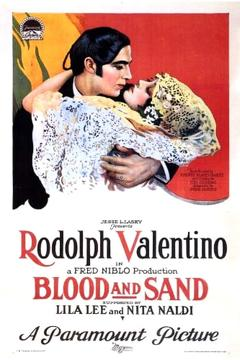 Best Romance Movies of 1922 : Blood and Sand