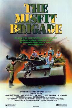 Best War Movies of 1987 : The Misfit Brigade