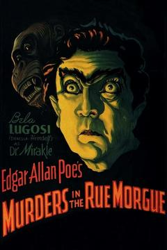 Best Crime Movies of 1932 : Murders in the Rue Morgue