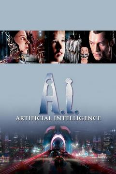 Best Adventure Movies of 2001 : A.I. Artificial Intelligence
