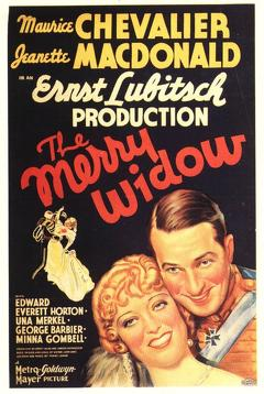 Best Comedy Movies of 1934 : The Merry Widow
