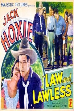 Best Western Movies of 1932 : Law and Lawless