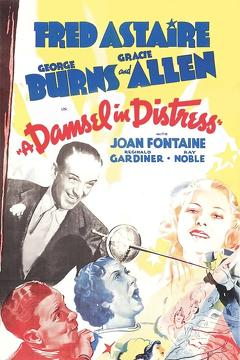 Best Music Movies of 1937 : A Damsel in Distress