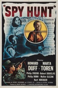 Best Action Movies of 1950 : Spy Hunt
