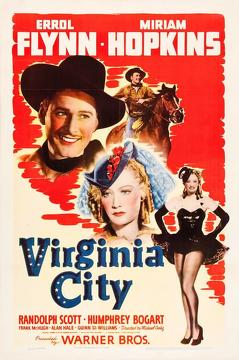 Best Action Movies of 1940 : Virginia City