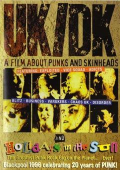 Best Music Movies of 1979 : UK/DK: A Film About Punks and Skinheads