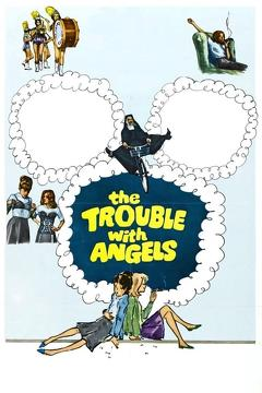 Best Comedy Movies of 1966 : The Trouble with Angels