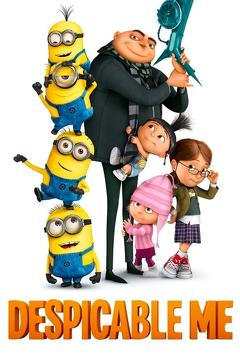 Best Animation Movies of 2010 : Despicable Me