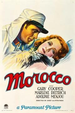 Best Romance Movies of 1930 : Morocco