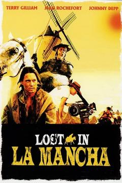 Best Documentary Movies of 2002 : Lost in La Mancha