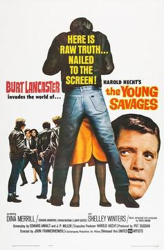 Best Crime Movies of 1961 : The Young Savages
