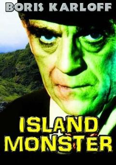 Best Thriller Movies of 1954 : The Island Monster
