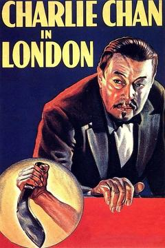 Best Drama Movies of 1934 : Charlie Chan in London