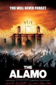 Best Western Movies of 2004 : The Alamo