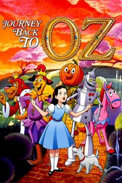 Best Animation Movies of 1974 : Journey Back to Oz