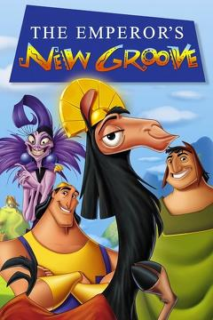 Best Comedy Movies of 2000 : The Emperor's New Groove