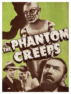 Best Science Fiction Movies of 1949 : The Phantom Creeps